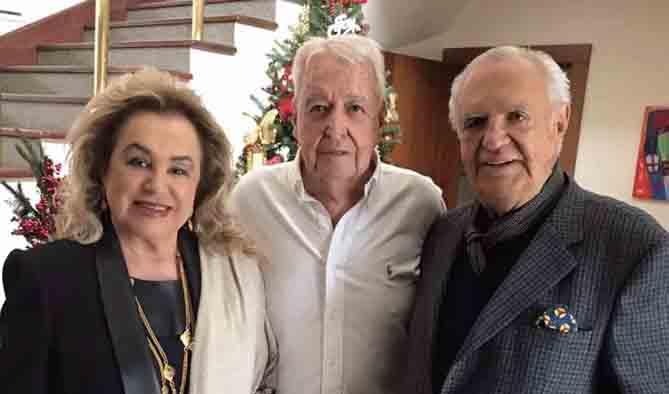 Francisco Arinos, Mara e este colunista