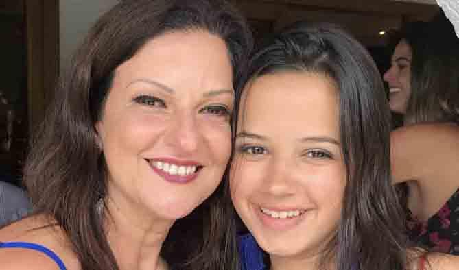 Márcia e Gabriela Villas Boas