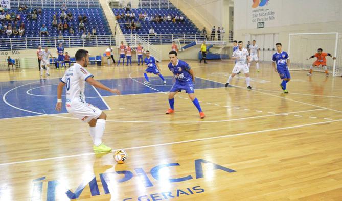 Com a vitória no meio de semana Intelli Paraíso  garantiu vaga para o próxima fase da Copa Paulista