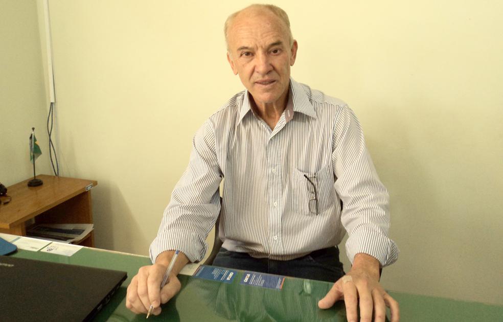 Prefeito José Carlos Pimenta
