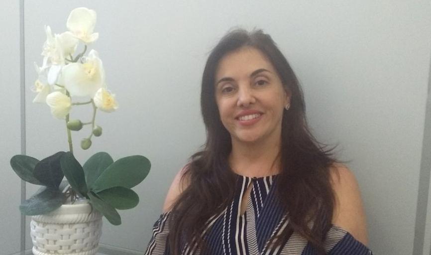 A defensora pública Jussara Torres, também é formada  em História e chegou a ser professora no ensino infantil