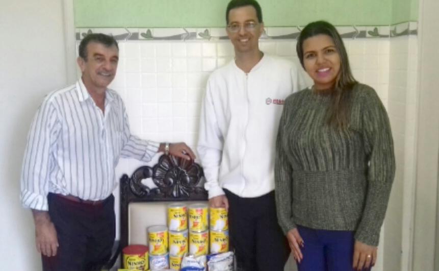 Contadores de São Sebastião do Paraíso e região participaram no auditório do CEDUC do circuito orientativo da fiscalização do CRC MG. No evento foram arrecadas mais de 30 latas de leite em pó, contribuição voluntária dos profissionais, destinadas ao Lar Pedacinho do Céu.