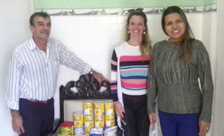 Contadores de São Sebastião do Paraíso e região participaram no auditório do CEDUC do circuito orientativo da fiscalização do CRC MG. No evento foram arrecadas mais de 30 latas de leite em pó, contribuição voluntária dos profissionais, des