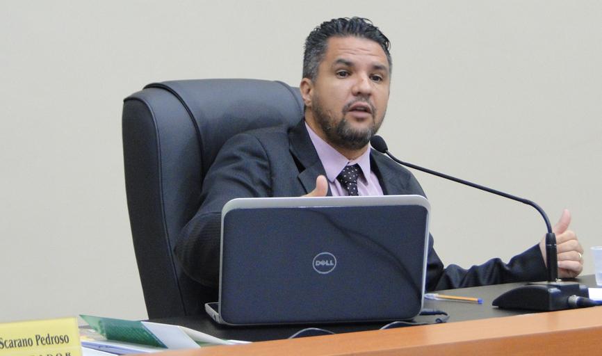 Presidente da Câmara, Marcelo de Morais, criticou demora em análise dos  projetos que dão entrada na Comissão de Finanças, Justiça e Legislação