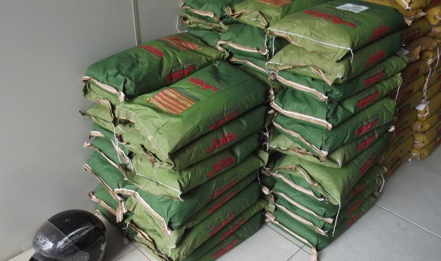 Em outubro Conselho Municipal de Desenvolvimento  Rural Sustentável fez distribuição de mudas de feijão e milho