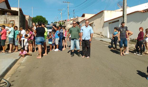 Casa cheia e a fila se estendeu pela rua adentro