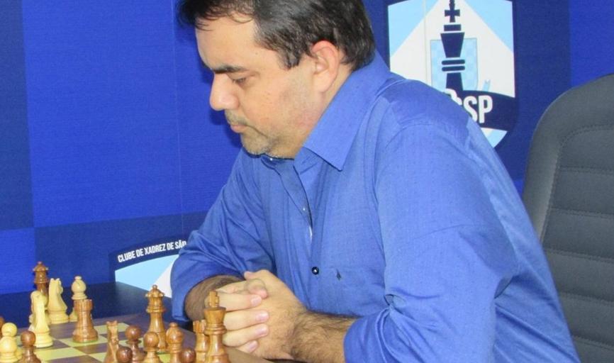 Prof. Gérson Peres teve excelente atuação nos últimos eventos do CXSSP saindo invicto com 26 vitórias e 3 empates