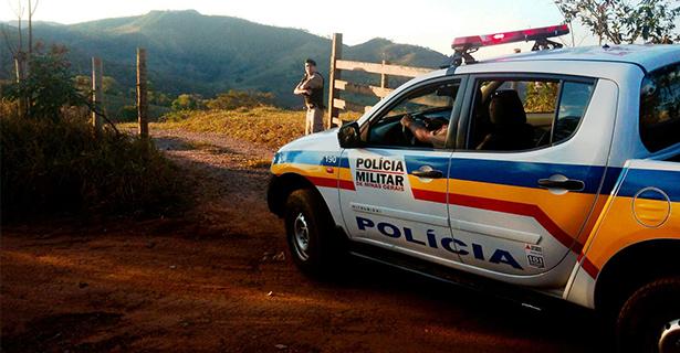 Municípios estão incrementando o policiamento  na zona rural com o projeto de Fazendas Protegidas