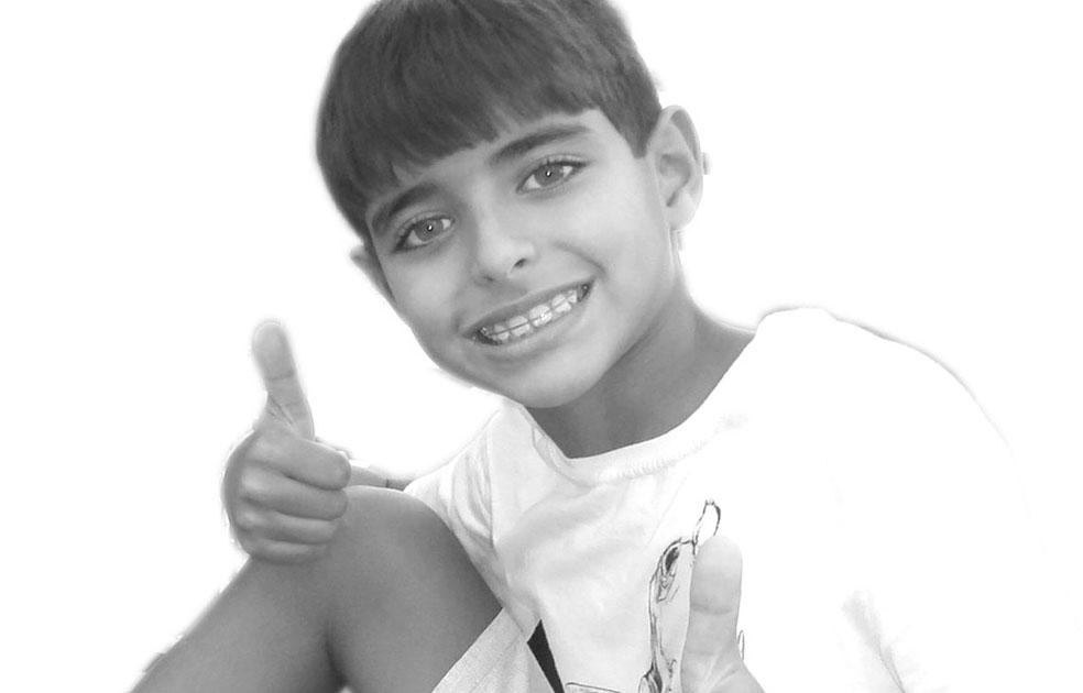 Rafael Stefani Duarte Rezende completa  onze anos nesta segunda, dia 24. Filho de Sheila Stefani Duarte Rezende e Dr. Ricardo Rezende