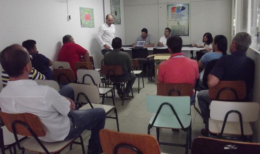 Produtores rurais fizeram a segunda reunião do ano para debater assuntos do setor agropecuário