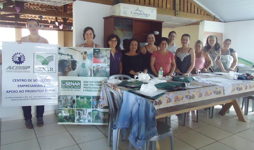 Curso  Higiene do lar -  Comunidade Tapir 07 a 09 - 02