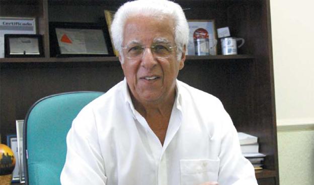Ailton Rocha de Sillos presidente da Acissp
