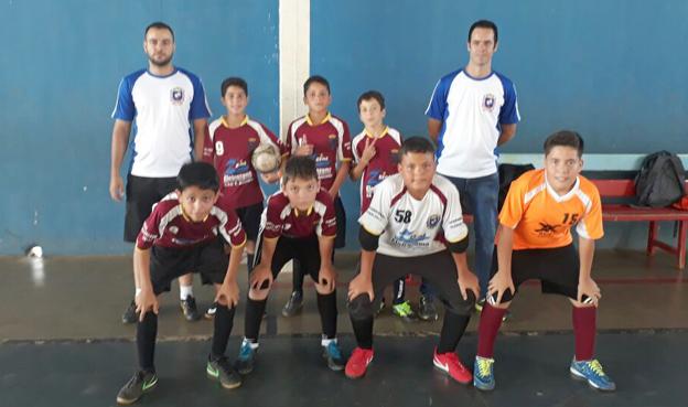 São Tomás realiza Jogos da Liga Sul Mineira de Desportos de Futsal ... bda72c2378e77