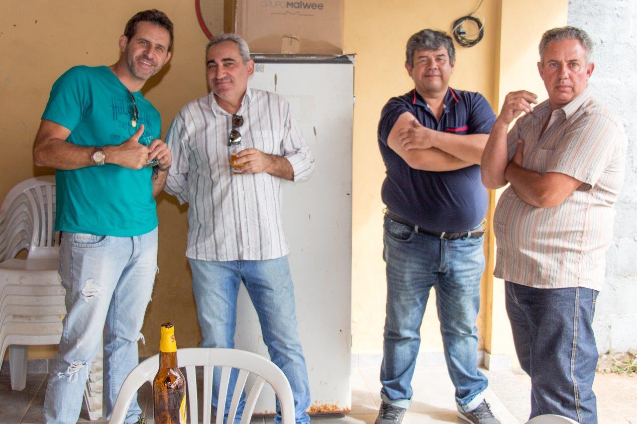 Atiradores Martins, Marques, Hideo e Bícego