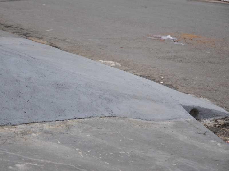 """Situação das rampas """"irregulares"""" nas calçadas deverá ser analisada"""