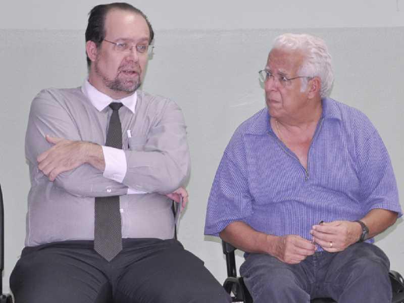 Superintendente de Negócios da Federaminas, Ricardo Lacerda, teceu elogios para a organização da Acissp
