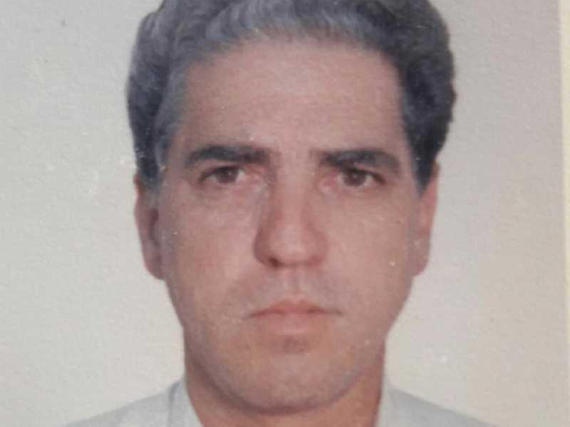 Renato Fontana fundador fundador do E.C.  3 de Outubro