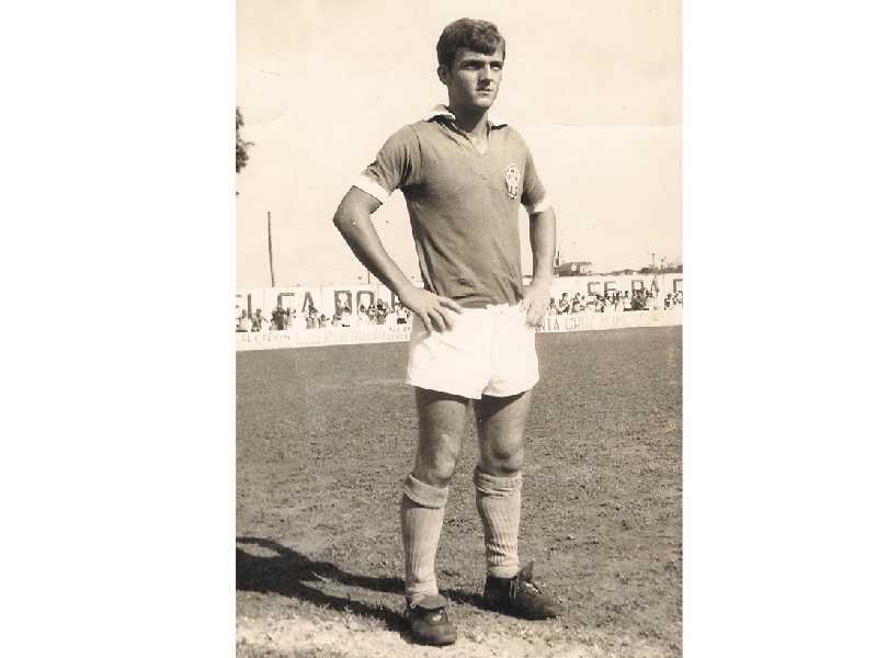 Zé Ico jogou por muitos anos na Paraisense