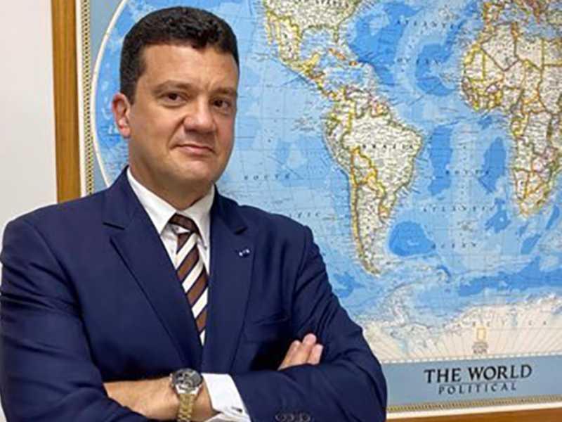 Ministro Adriano Silva Pucci