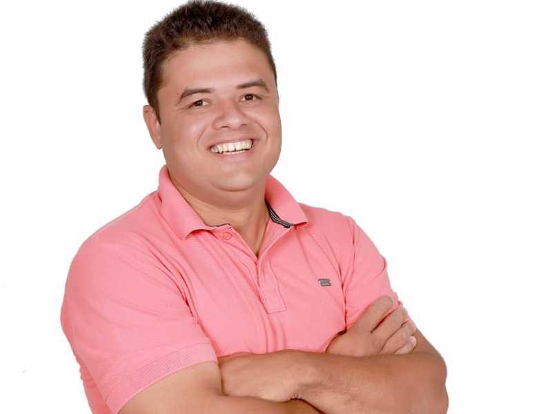 Vereador mais votado André Eduardo de Carvalho