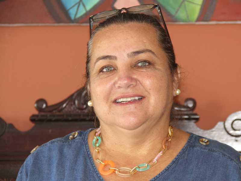 Professora Maria Conceição dos Reis Pereira