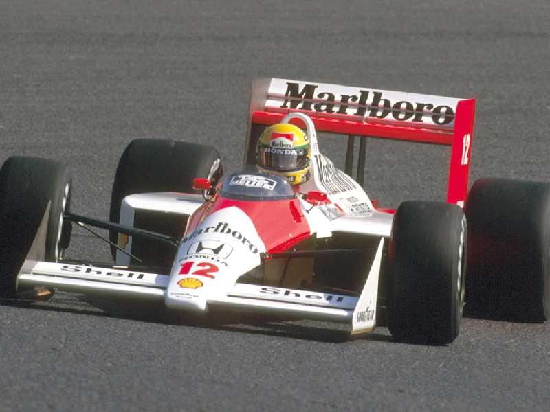 Próxima terça (30) primeiro título de Ayrton Senna completa 30 anos