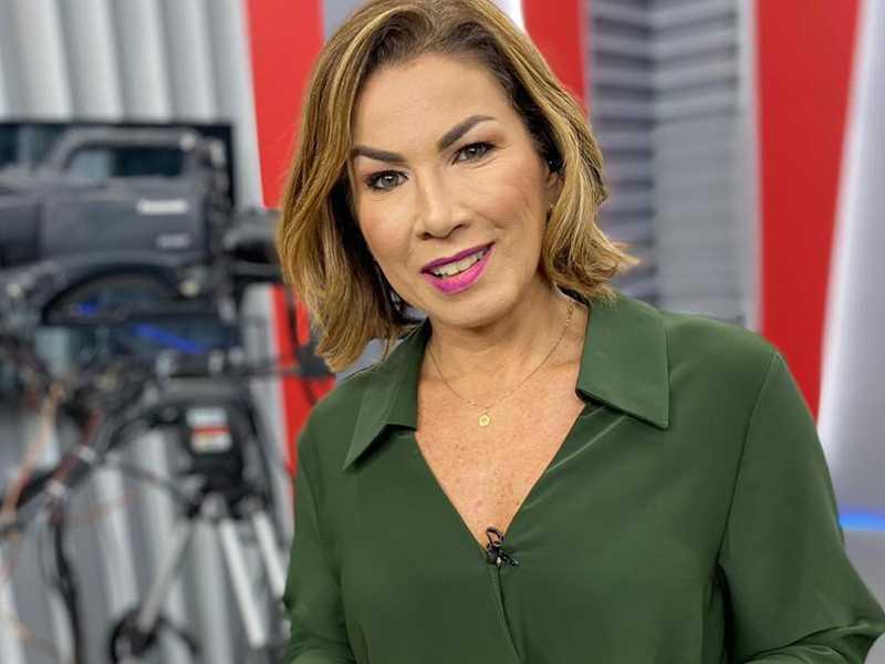 Jornalista paraisense Estela Nascimento
