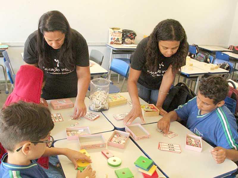 Três escolas mantidas pelo Estado em São Sebastião do Paraíso iniciaram atividades em tempo integral