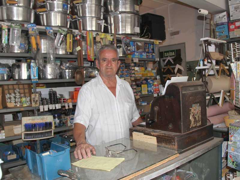 Roberto Campos do Amaral a adquiriu no início de 1972