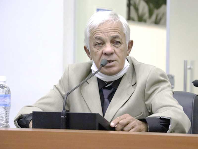 Vereador Antonio César Picirilo