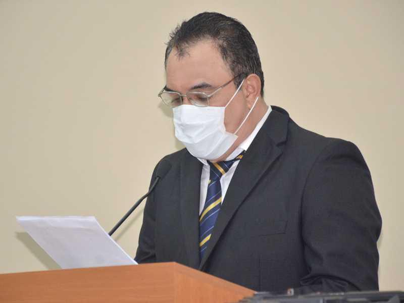 Vereador Pedro Sérgio Delfante (PL)