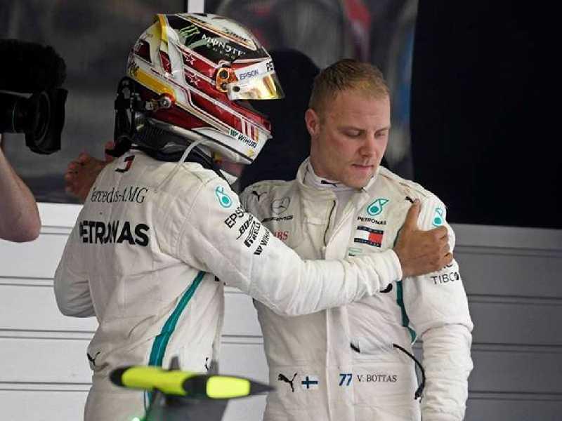 Não era o que Hamilton e Bottas queriam, mas ordens de equipe fazem parte da F1