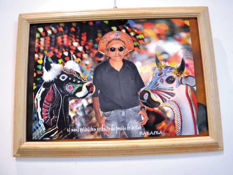 Obras de vários artistas paraisenses já podem ser conferidos em exposição na Casa da Cultura até o fim do mês