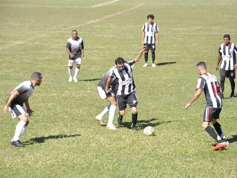 Falcão Negro usa jogos da Taça Paraíso em preparação para disputa do Campeonato Amador de São Paulo
