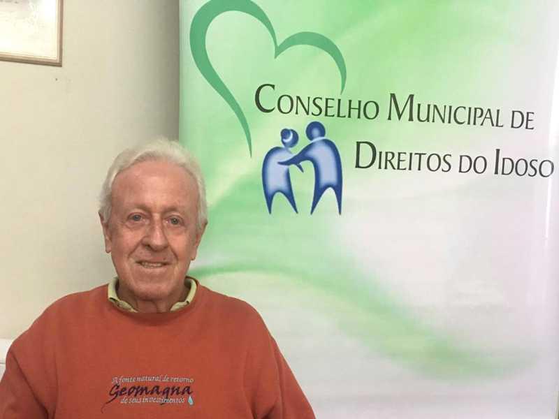 Waldemar Galvão é empresário e pioneiro na locação de ferramentas para construção civil