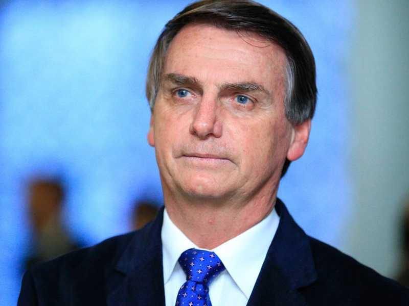 Jair Bolsonaro fazia campanha em Juiz de Fora quando foi atingido por uma facada