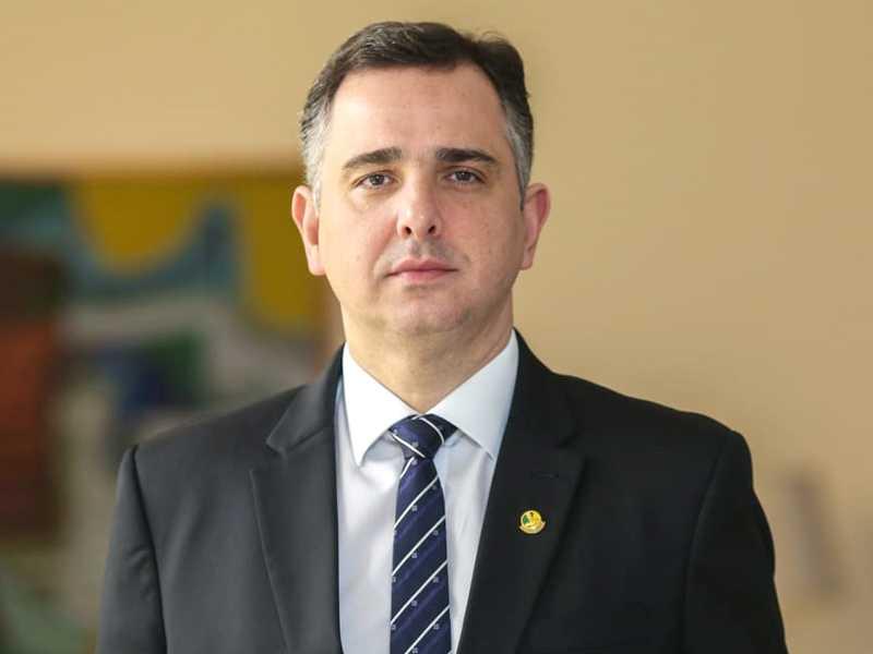 Senador Rodrigo Pacheco (Democratas-MG)