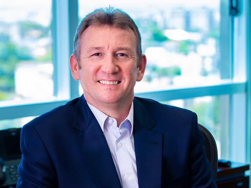 Cidmar Stoffel, diretor executivo de Produtos e Negócios do Banco Cooperativo Sicredi