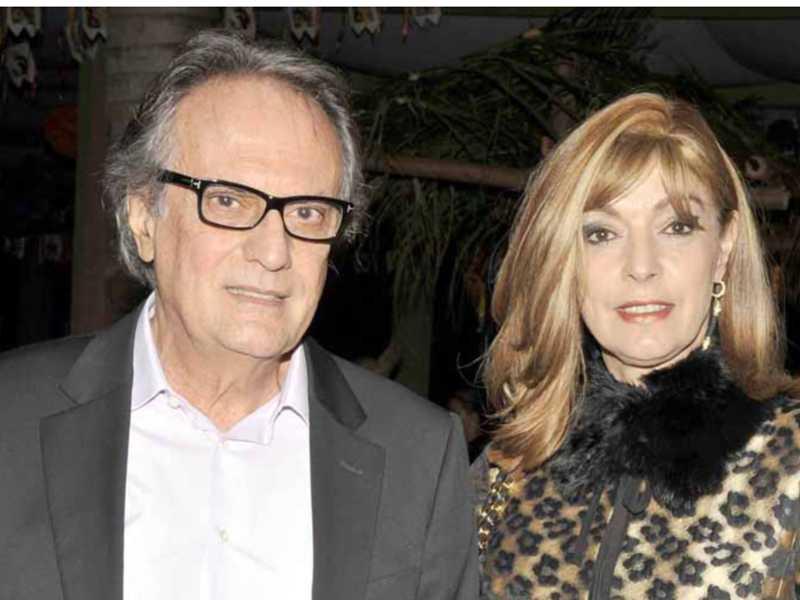 Leopoldo Pacini e sua Raquel