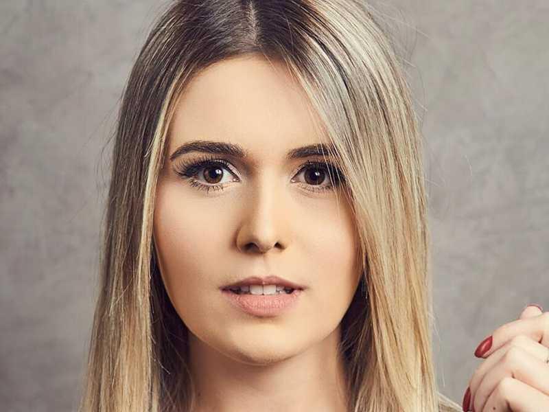 Amanda Fagundes esteve à frente da campanha do vereador Vinício Scarano, o mais votado nas eleições municipais de 2020