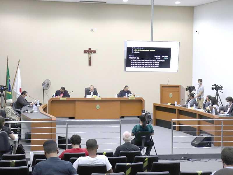 Sessão marcou o início da 38ª legislatura que vai até 2024 com vários projetos debatidos em plenário