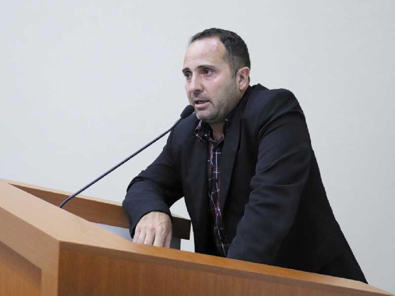 Lisandro se defendeu das acusações na Tribuna