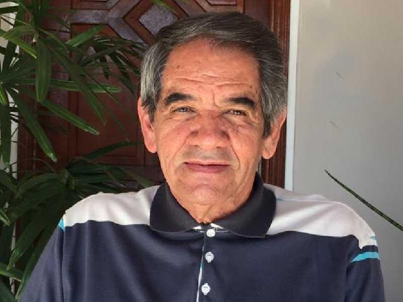 O escritor Laércio Felício é membro efetivo da Academia Paraisense de Cultura