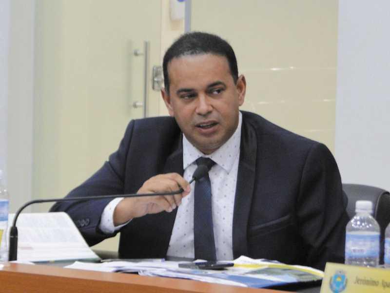 Vereador Sergio Aparecido Gomes