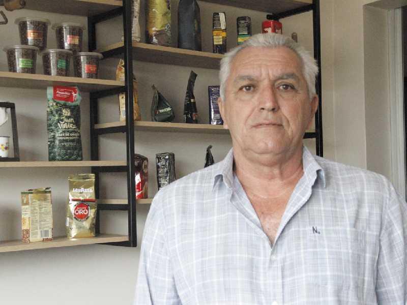 O empresário Fernando Moura