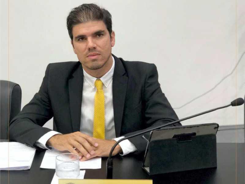 """Integrante do grupo """"Política com Queijo""""  Vinício Scarano realiza trabalho focado  para  transparência e combate à corrupção"""