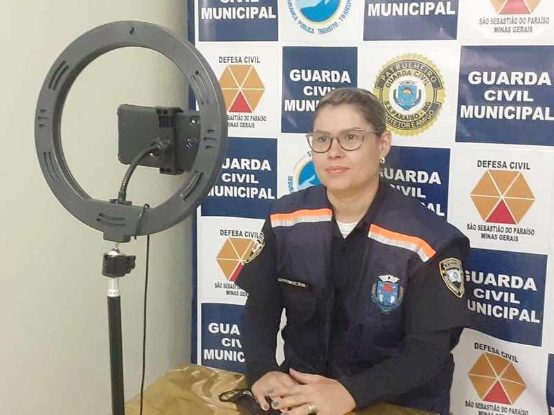 Kit ajudará coordenadora Silvia Ribeiro, a melhorar infraestrutura da Defesa Civil no município