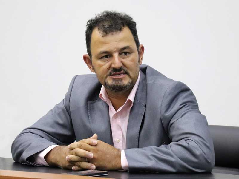 Vereador José Luiz das Graças (Mercado Érika)