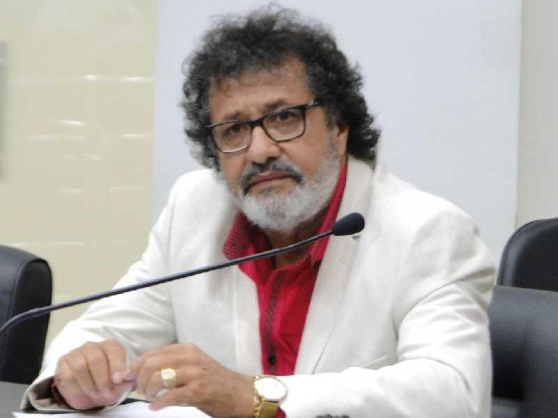 Vereador Jerônimo Aparecido da Silva (PTB)