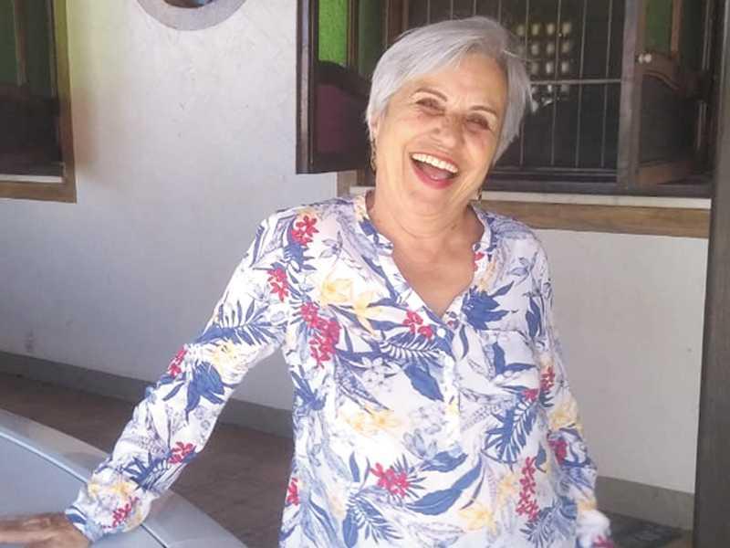 Vivendo a fase avó, Potinha sente saudades da época dos bailes,  mas diz que o momento agora é de cuidar da família